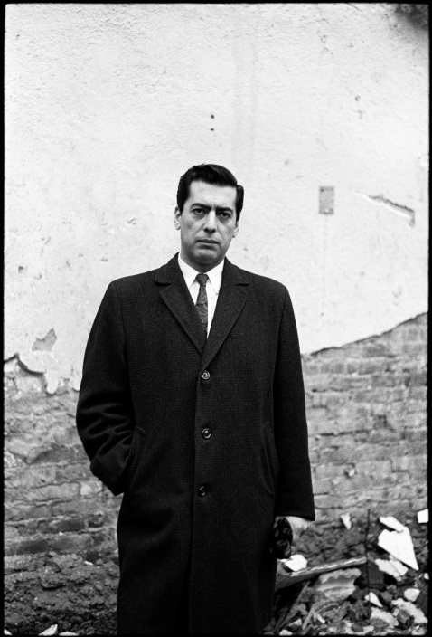 Mario Vargas Llosa New York 1968