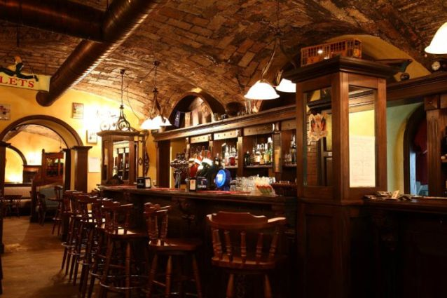 Oca Nera Irish Pub
