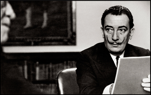 Salvador Dalí New York 1961 1