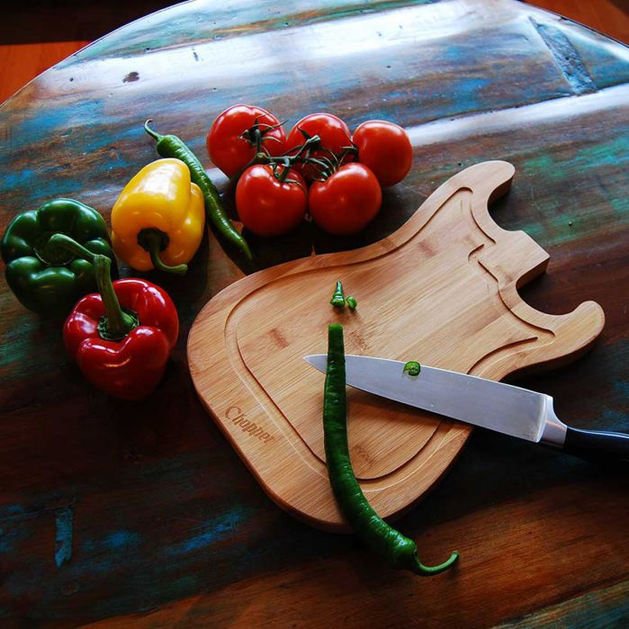 guitar cuttingboard 1